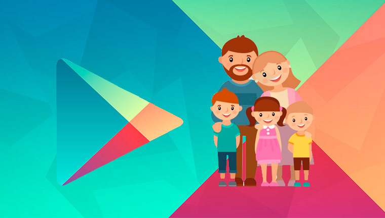 google play-family library