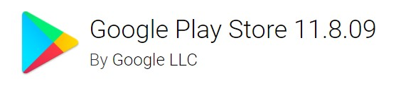 download google play 11.8.09