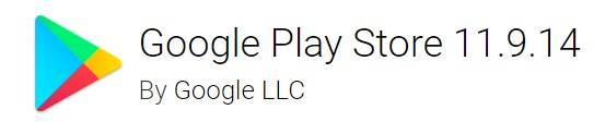 download google play 11.9.14
