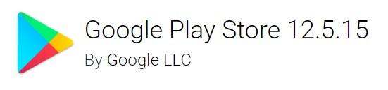 google play 12.5.15