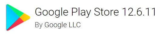google play 12.6.11
