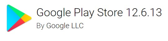 google play 12.6.13