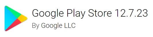 google play 12.7.23