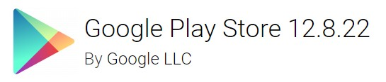 google play 12.8.22