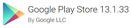 google play 13.1.33