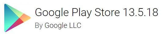 google play 13.5.18