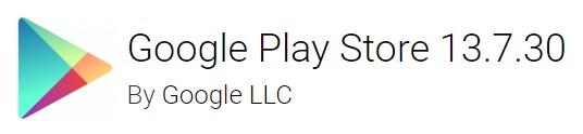 google play 13.7.30
