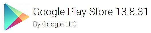 google play 13.8.31