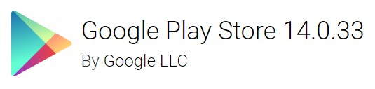 google play 14.0.33