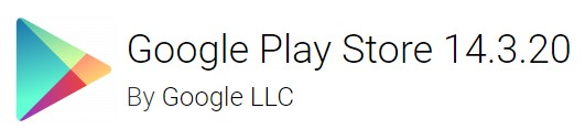 google play 14.3.20
