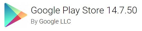 google play 14.7.50