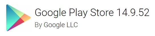 google play 14.9.52