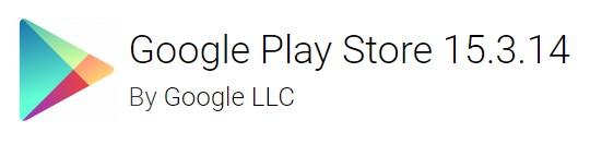 google play 15.3.14