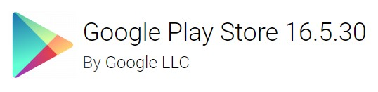 google play store 16.5.30