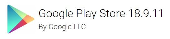 google play store 18.9.11