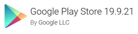 google play store 19.9.21